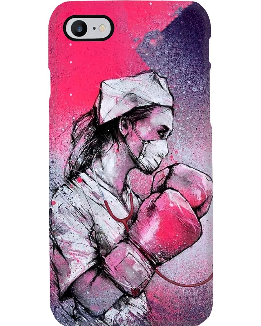 Nurse Boxing Girl Phone Case