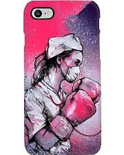 Nurse Boxing Girl Phone Case i-phone-7-case
