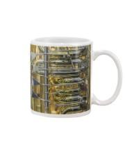 Tuba Golden Tuba  Mug front