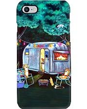 Camping Cute Dogs Phone Case i-phone-7-case