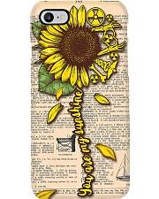 Radiologist You Are My Sunshine Phone Case i-phone-7-case