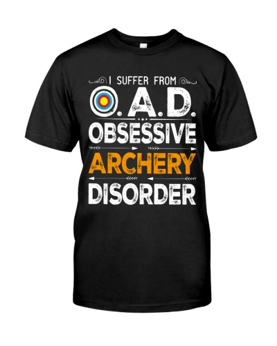 Obsessive Archery Disorder Funny