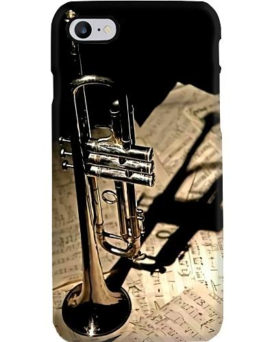 Trumpet Shadow Phonecase
