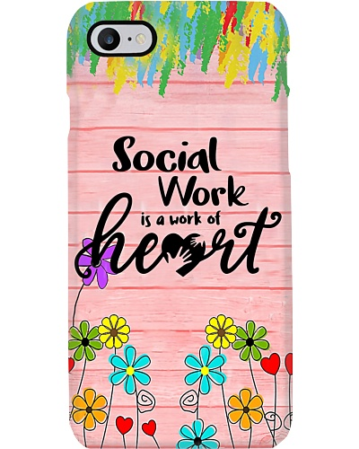 Social Work Is A Work Of Heart