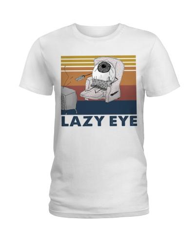 Optometrist Lazy Eye