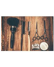 Hairdresser Unique Old Tools 17x11 Poster front