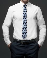 Accordion Blue Tie Tie aos-tie-lifestyle-front-01