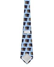 Accordion Blue Tie Tie back