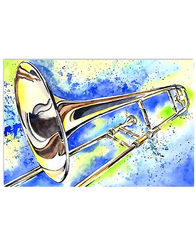 Trombone Colors Water