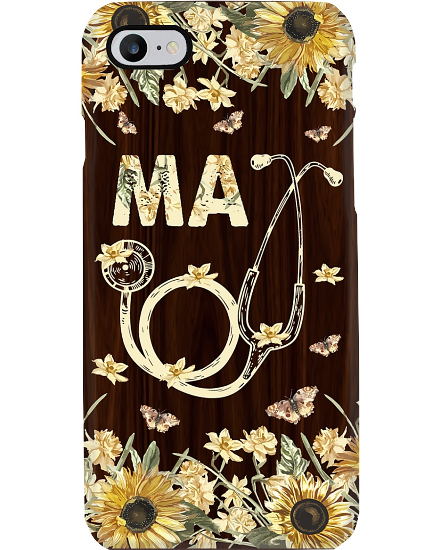 Medical Assistant - Woody Gift Phone Case