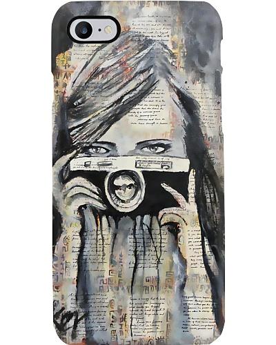 Photographer Art Vintage Girl