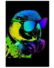 Parrot A Cool Parrot WaterColors 11x17 Poster front