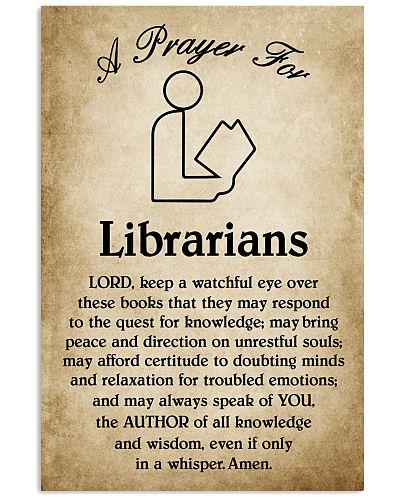Librarian's Prayer