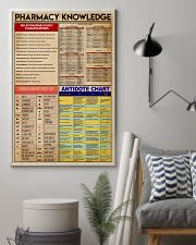 Pharmacist Pharmacy Knowledge 11x17 Poster lifestyle-poster-1