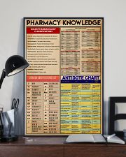 Pharmacist Pharmacy Knowledge 11x17 Poster lifestyle-poster-2