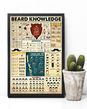 Hairdresser Beard Knowledge 11x17 Poster lifestyle-poster-8