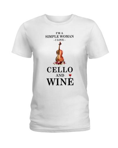 Cello and Wine