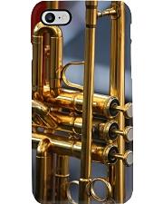 Trumpeter Gold Trumpet Phone Case i-phone-7-case