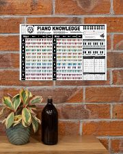 Pianist Knowledge  17x11 Poster poster-landscape-17x11-lifestyle-23