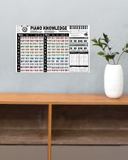 Pianist Knowledge  17x11 Poster poster-landscape-17x11-lifestyle-24