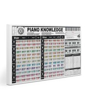 Pianist Knowledge  30x20 Gallery Wrapped Canvas Prints thumbnail