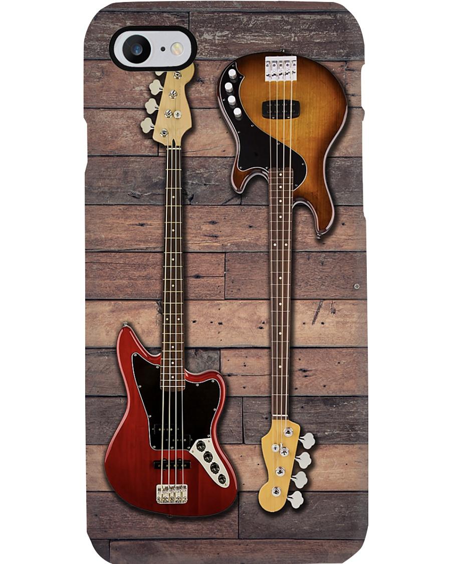 Bass Guitar Double Phone Case