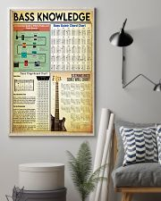 Bass Guitar Knowledge 11x17 Poster lifestyle-poster-1