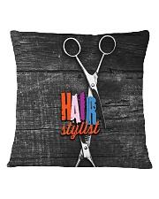 Hairstylist Fashion Name  Square Pillowcase thumbnail