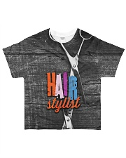 Hairstylist Fashion Name  All-over T-Shirt front