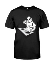DJ - Unique T-shirt Classic T-Shirt front