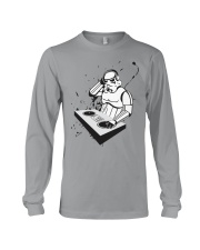 DJ - Unique T-shirt Long Sleeve Tee thumbnail