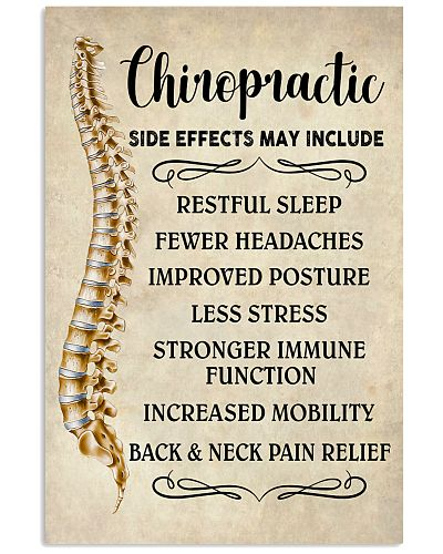 Chiropractic Side Effects Chiropractor