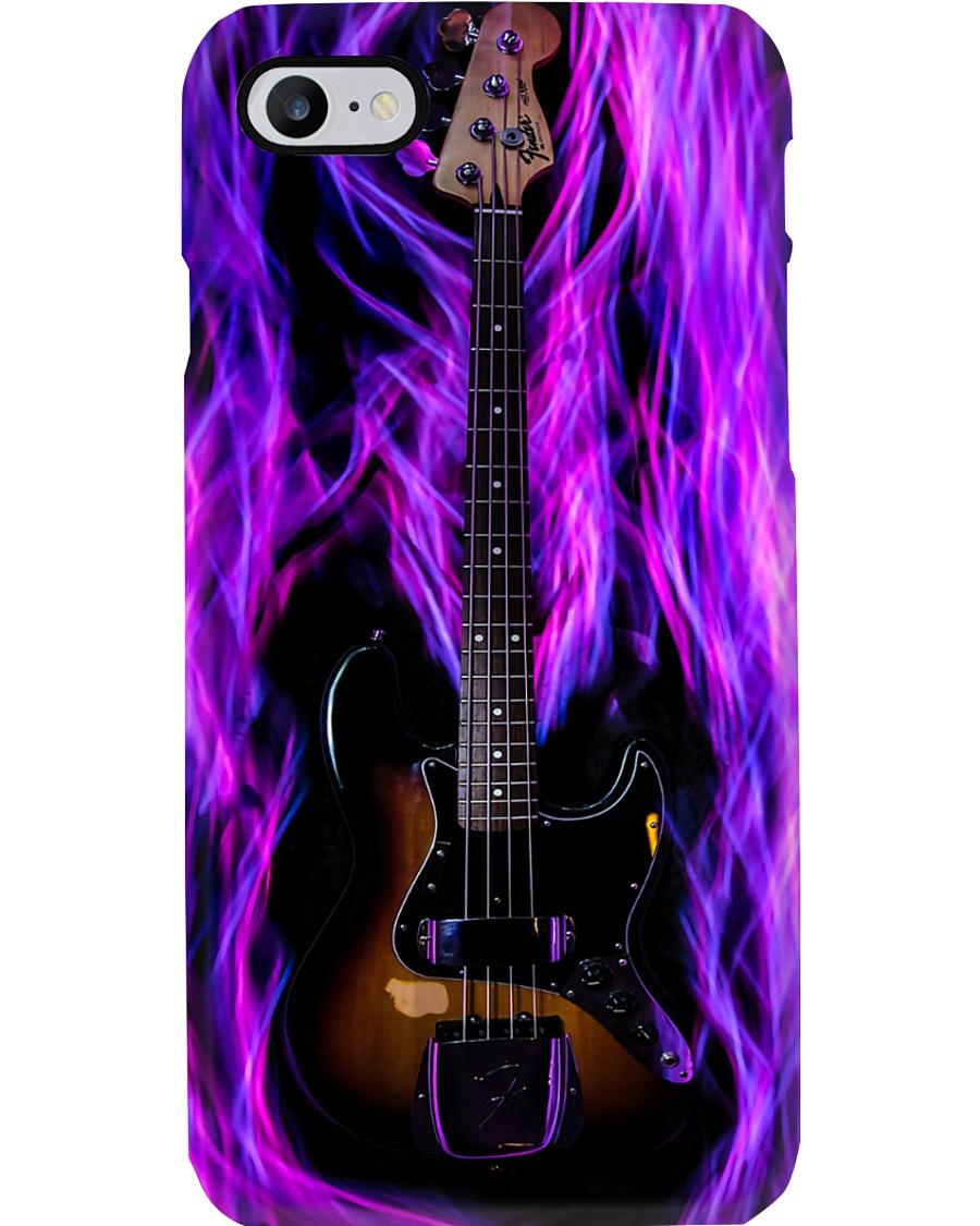 Jazz Bass Guitar Phone Case