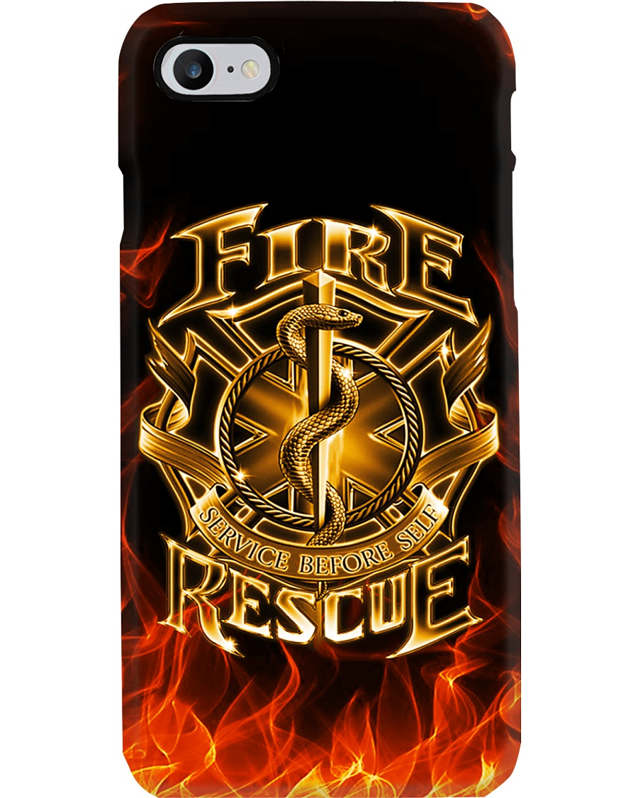Firefighter Rescue Phone Case