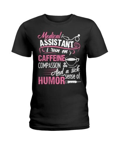 Medical Assistant - Caffeine - Compassion