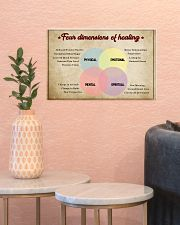 Social Worker Dimensions Of Healing 17x11 Poster poster-landscape-17x11-lifestyle-21