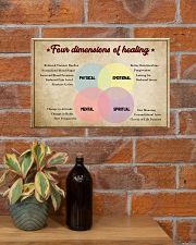 Social Worker Dimensions Of Healing 17x11 Poster poster-landscape-17x11-lifestyle-23