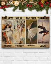Ballet - Watch Me 17x11 Poster aos-poster-landscape-17x11-lifestyle-28