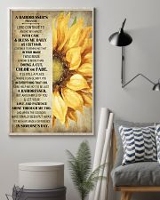 A Hairdresser's Prayer 11x17 Poster lifestyle-poster-1