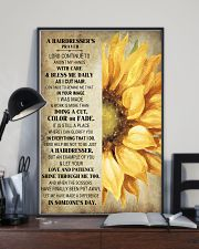 A Hairdresser's Prayer 11x17 Poster lifestyle-poster-2
