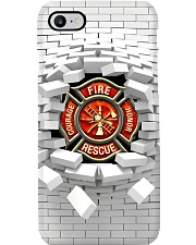 Firefighter Fire Rescue Courage Honor Phone Case i-phone-7-case