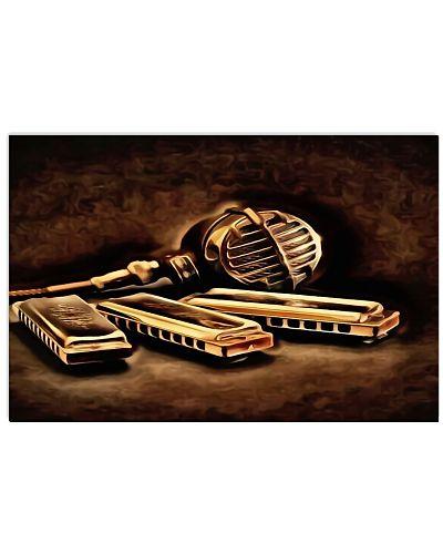 Harmonica Vintage