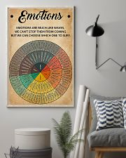 Social Worker Emotions 11x17 Poster lifestyle-poster-1