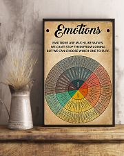 Social Worker Emotions 11x17 Poster lifestyle-poster-3