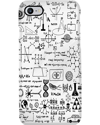 Science Icons Phonecase