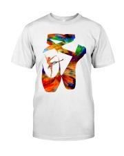Ballet Abstract Classic T-Shirt thumbnail
