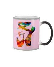 Ballet Abstract Color Changing Mug thumbnail