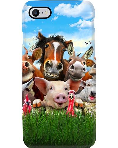 Farmer Cute Animals