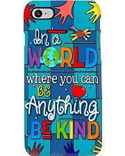 Teacher In A World Where You Can Be Anything Phone Case i-phone-7-case