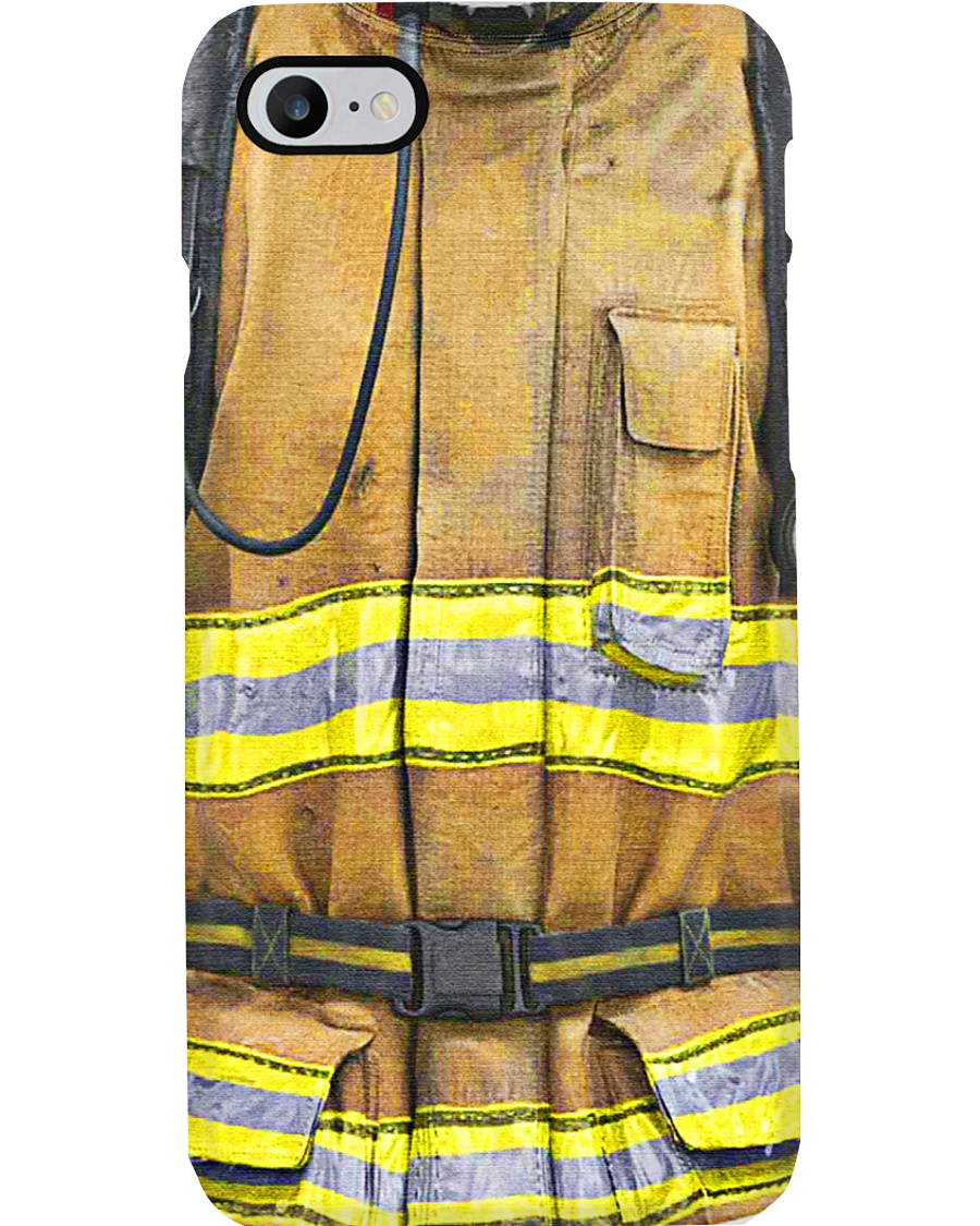 Firefighter Clothes Phone Case